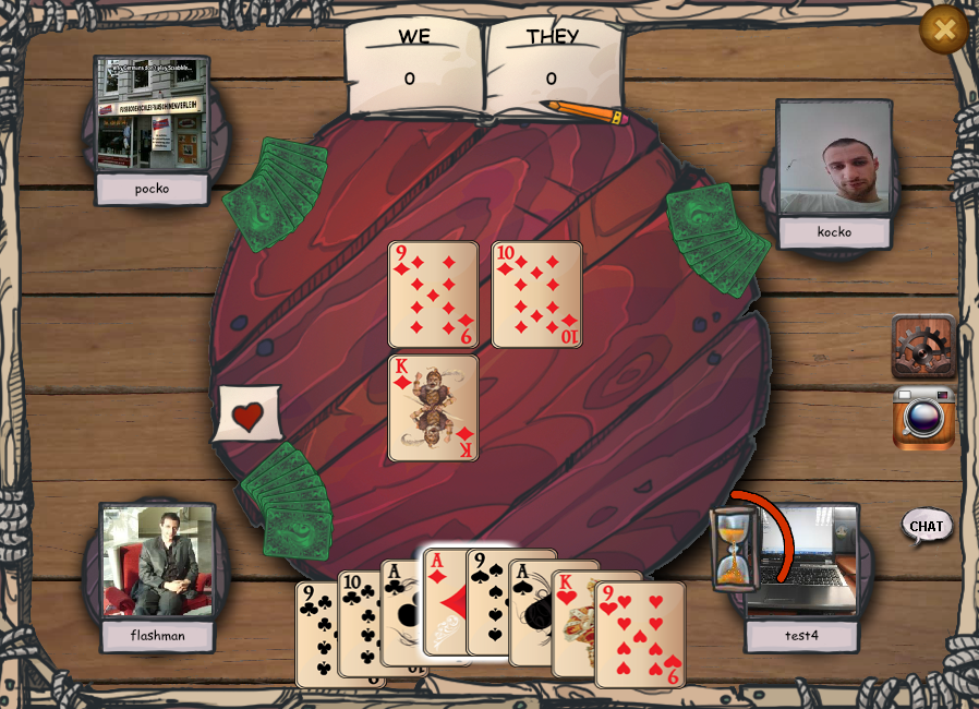 belote card game free