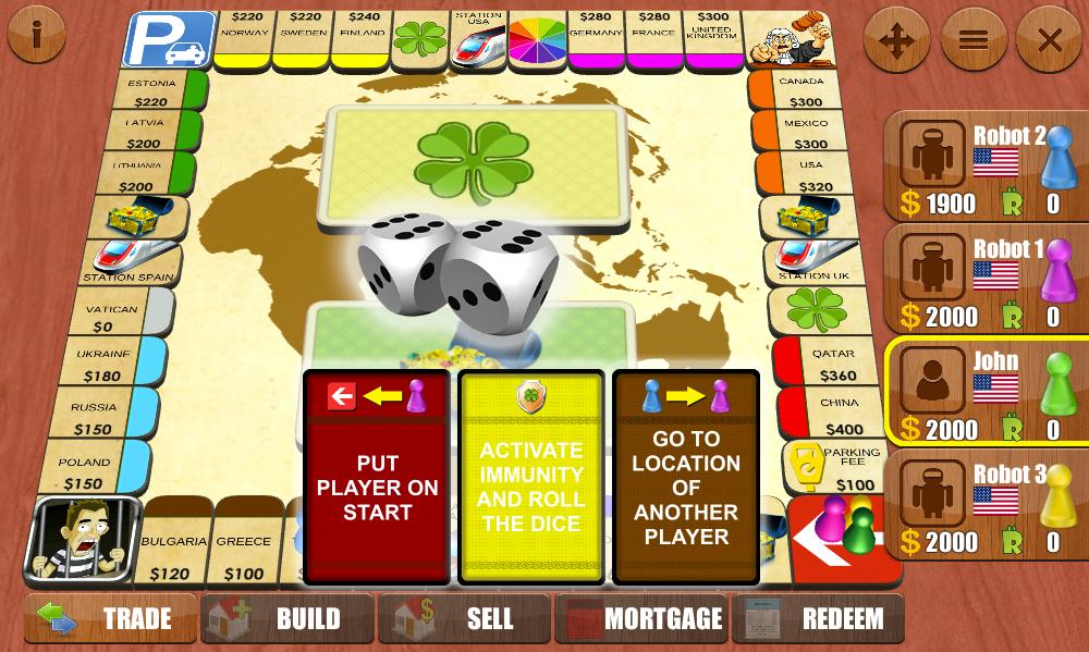 Rento Monopoly Board Games Online