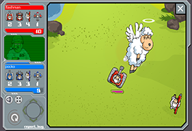 play Sheep War